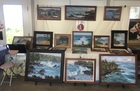 Please See Maui Open Studio portfolio for newest island paintings