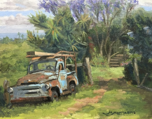 2018 Art Maui - Copyright by Matt and Judy Montagne