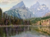 #1 String Lake And The Tetons 9x12...$235   16x20...$375